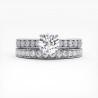Solitaire Diamant SOLEEN Or Jaune 0.30 Carat