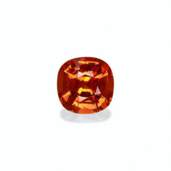 SOLITAIRE DIAMANT ELLE OVALE OR ROSE 18K - 750/1000