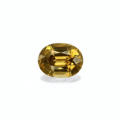 BOUCLES D'OREILLES DIAMANTS 1.50 CARATS ETERNITY OR JAUNE 18K - 750/1000