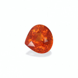 BOUCLES D'OREILLES DIAMANTS 5.00 CARATS REINE OR JAUNE 18K - 750/1000