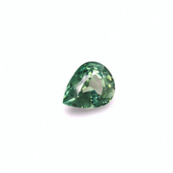 BOUCLES D'OREILLES DIAMANTS 1.20 CARATS TRIOMPHE OR BLANC 18K - 750/1000