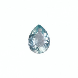 DEMI ALLIANCE DIAMANTS ELLE OR BLANC 18K - 750/1000