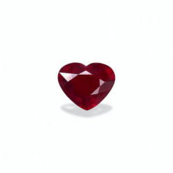 Bracelet Rivière Or blanc 750/1000 Saphirs roses AAA 3.00 Carats