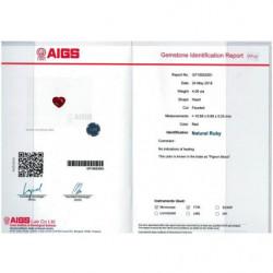 Bracelet Rivière Or jaune 750/1000 Saphirs jaunes AAA 3.00 Carats