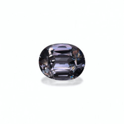 SOLITAIRE ANNIVERSAIRE ANNA AMETHYSTE PLATINE 950/1000