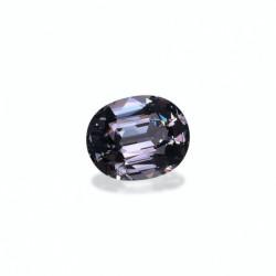 SOLITAIRE ANNIVERSAIRE ANNA SAPHIR BLANC PLATINE 950/1000