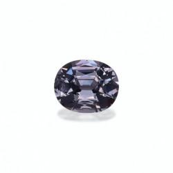 SOLITAIRE ANNIVERSAIRE ANNA SAPHIR ROSE PLATINE 950/1000