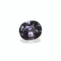 SOLITAIRE ANNIVERSAIRE ANNA RUBIS PLATINE 950/1000