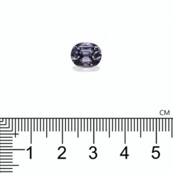 SOLITAIRE ANNIVERSAIRE ANNA PERIDOT PLATINE 950/1000