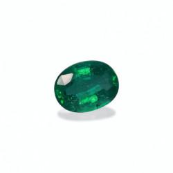 SOLITAIRE ANNIVERSAIRE ELLE RUBIS OR JAUNE 18K 750/1000