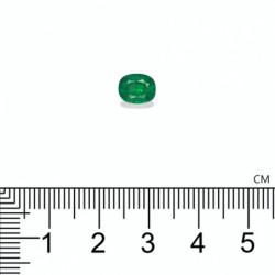 SOLITAIRE ANNIVERSAIRE ELLE CITRINE OR JAUNE 18K 750/1000