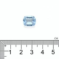 Alliance Mariage collection Coralie 2mm or gris diamant 0,2 ct