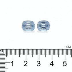 Alliance Mariage collection Coralie 1,5mm or gris diamant 0,28 ct