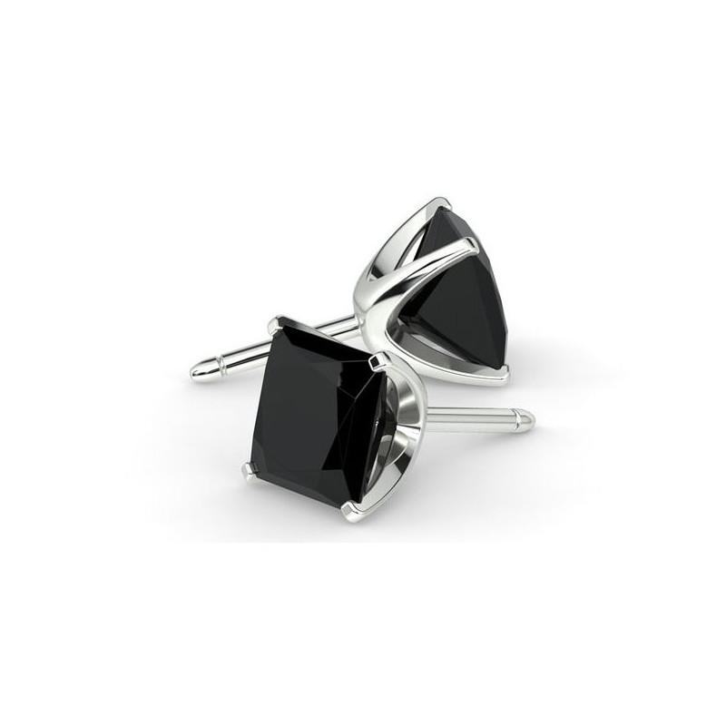 Bracelet Rivière diamants princesse G/SI 4.50 Carats