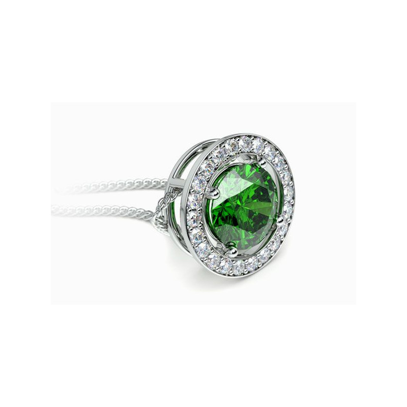 Bracelet Diamants et Saphirs H/SI 4.00 Carats