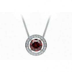 Bracelet Diamants et Rubis H/SI 4.00 Carats
