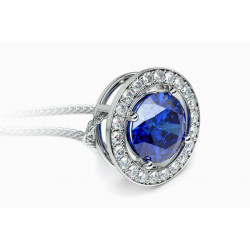 Bracelet Diamants et Saphirs G/VS 5.00 Carats