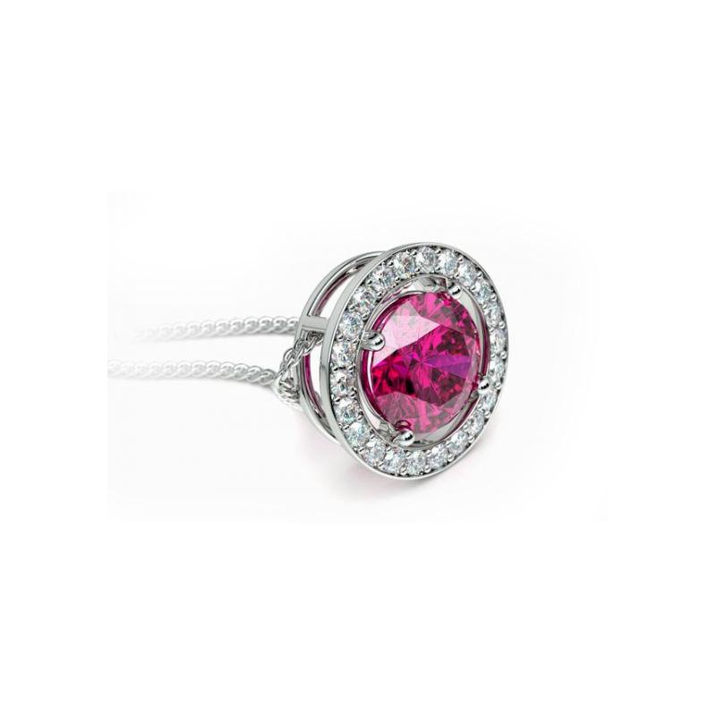 Bracelet Rivière Diamants H/SI 5.00 Carats