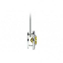 Bracelet Diamants et Saphirs H/SI 6.00 Carats