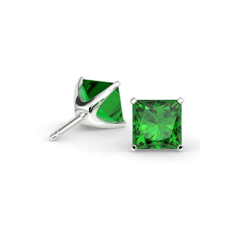 Bracelet Rivière diamants princesse G/SI 12.50 Carats