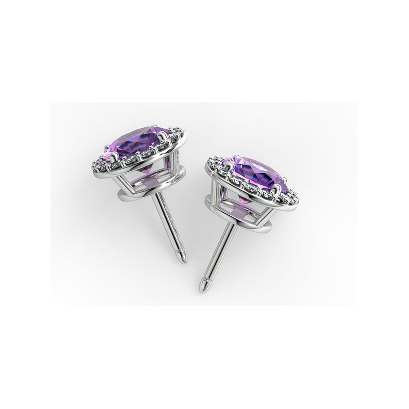 Bracelet Rivière Diamants G/VS 8.00 Carats