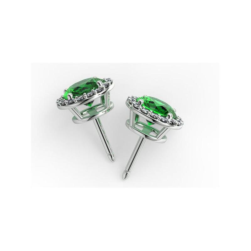 Solitaire Diamant ELLE Platine 2.00 Carat