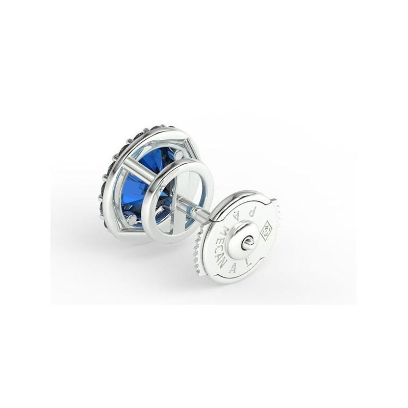 Solitaire Diamant ELLE Or Blanc 1.40 Carat