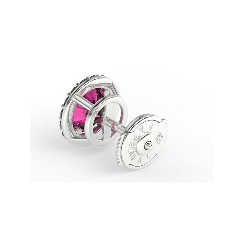 Solitaire Diamant ELLE Or Blanc 0.60 Carat