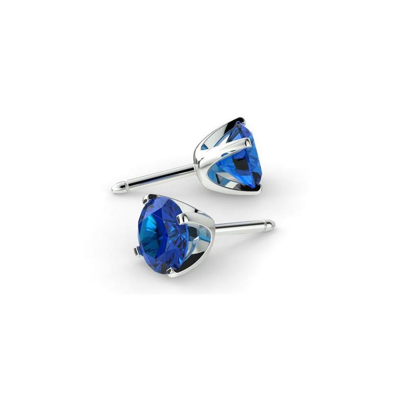 Alliance Diamant 2 griffes Platine 1.10 Carats