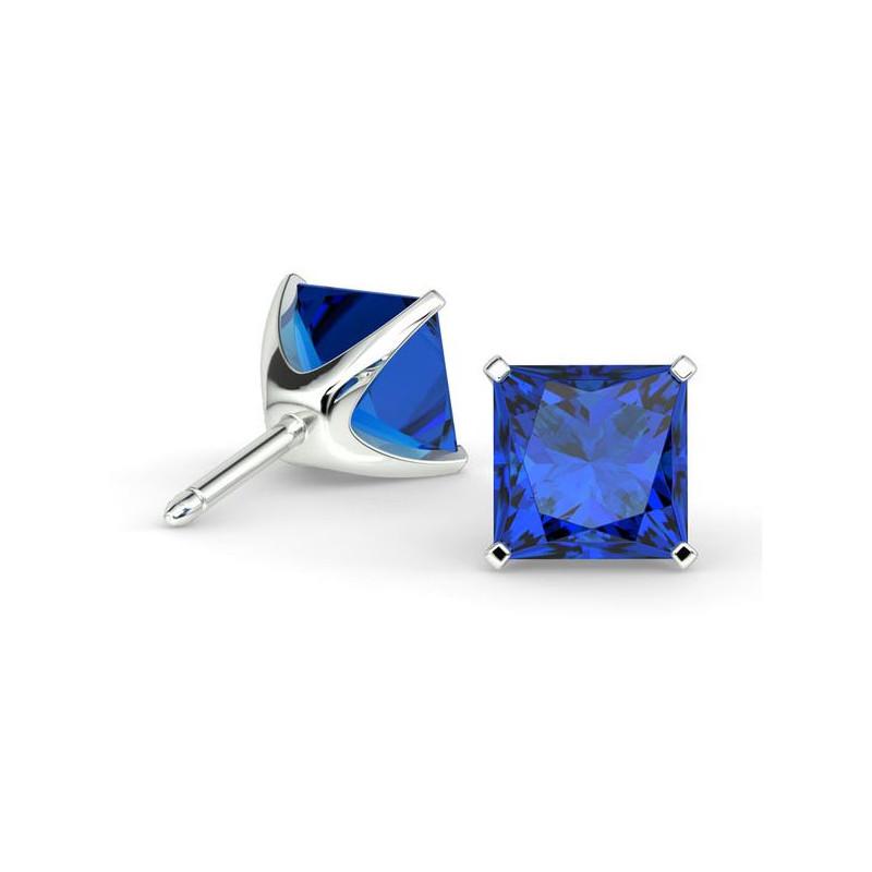 Alliance Diamant 2 griffes Platine 3.00 Carats