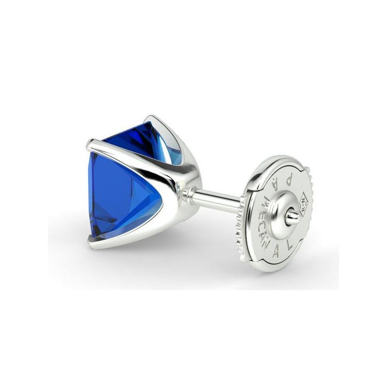 Alliance Diamant 2 griffes Platine 4.00 Carats