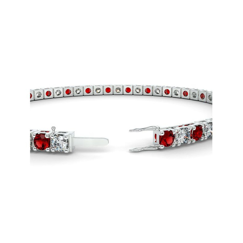 Alliance Diamants 4 Grains Platine 2.00 Carats