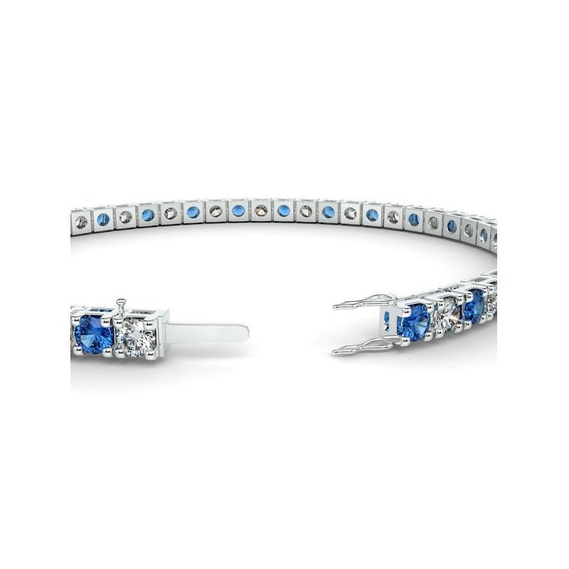 Alliance Diamants 4 Grains Or Blanc 2.00 Carats