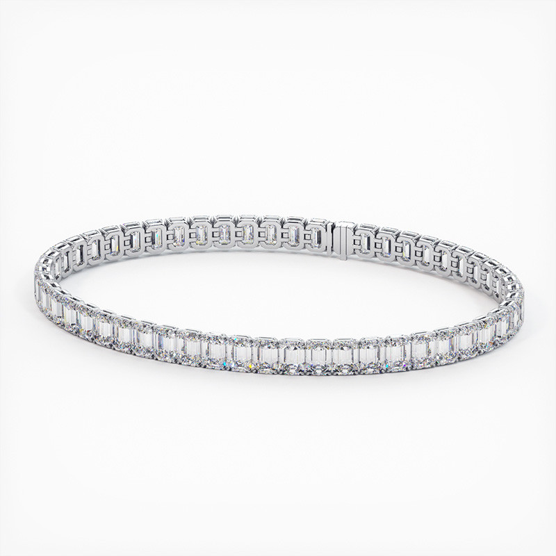 Solitaire Diamant ETERNAL Or Blanc 0.50 Carat
