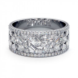 Solitaire Diamant LAURE Or Jaune 2.00 Carats