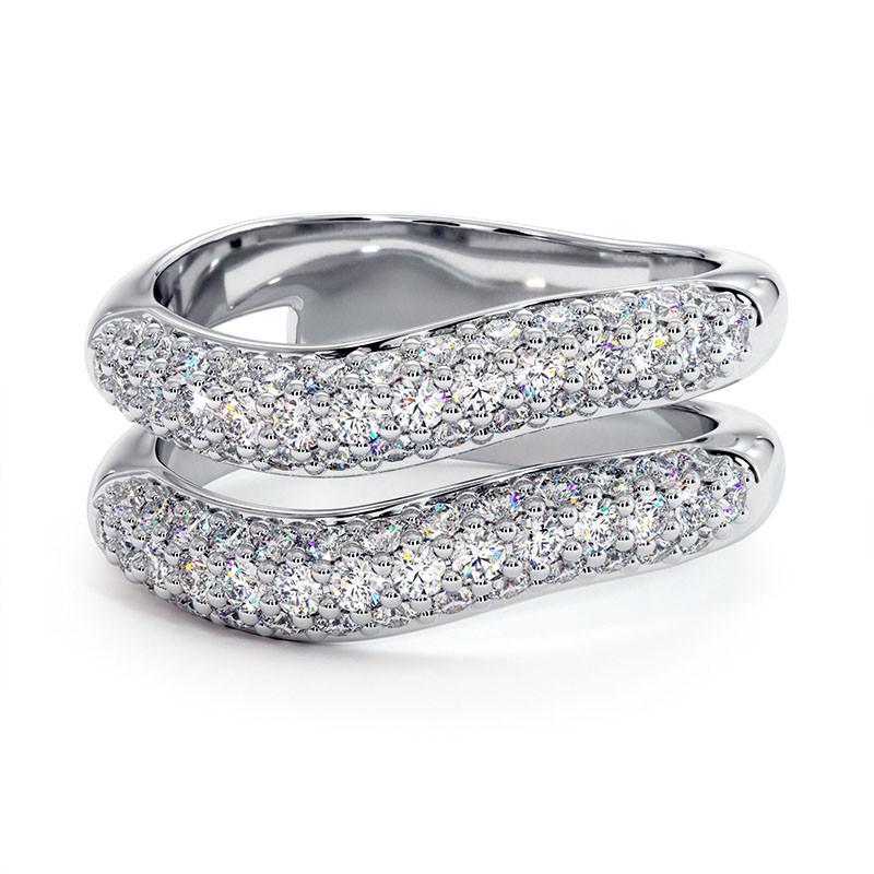 Solitaire Diamant MON AMOUR Or Jaune 1.50 Carat
