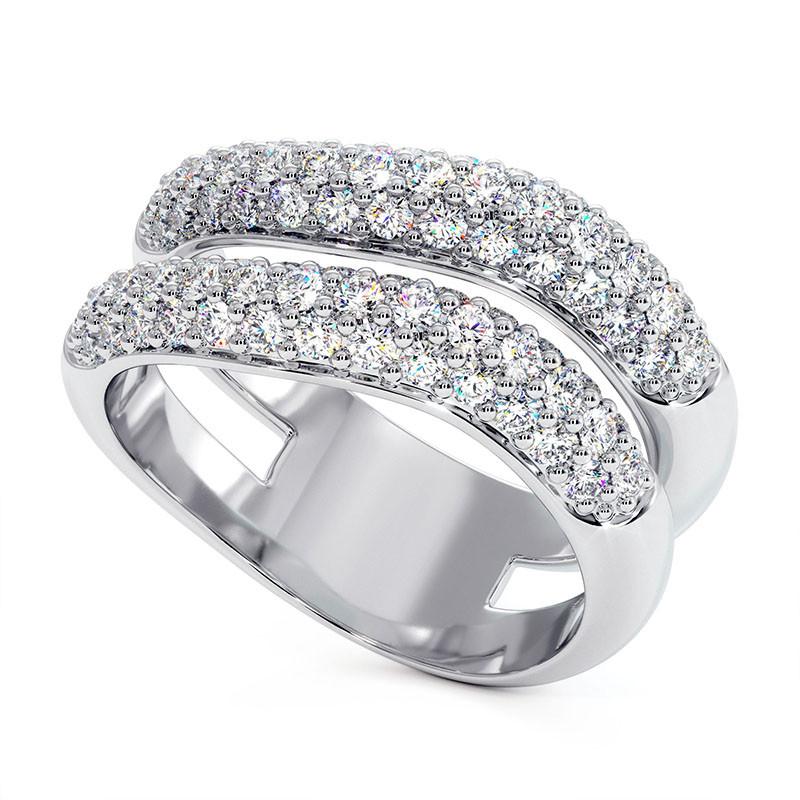 Solitaire Diamantz MON AMOUR Or Jaune 2.20 Carats