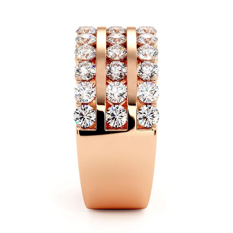 Solitaire Diamant MON AMOUR Or Jaune 1.00 Carat