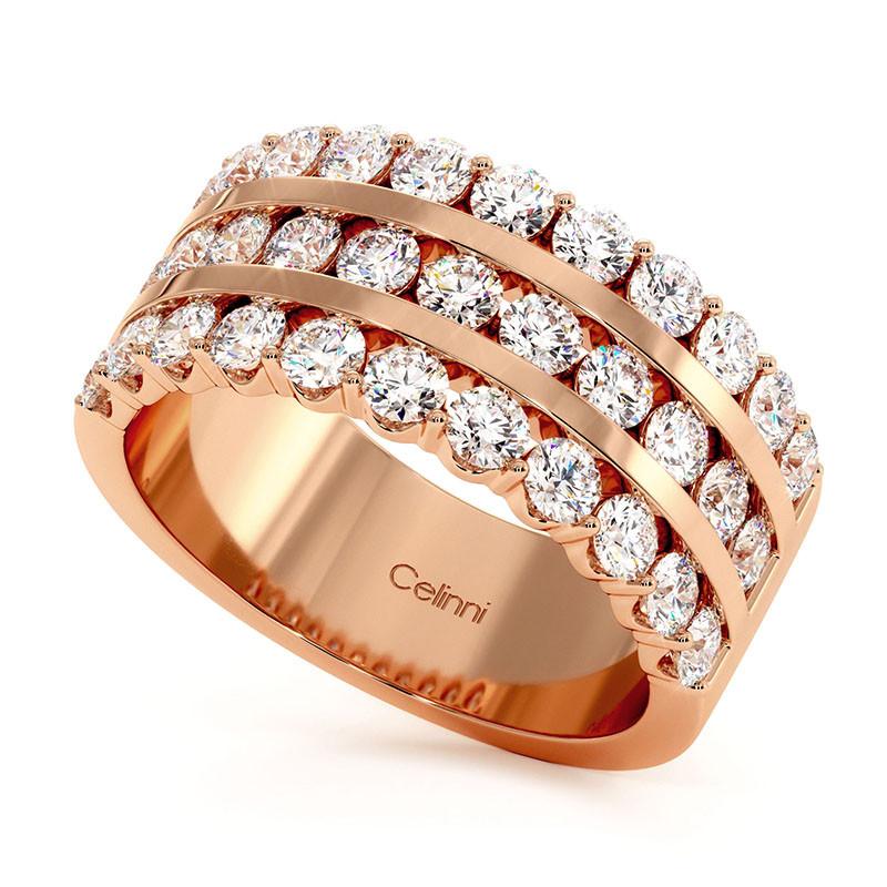 Solitaire Diamant MON AMOUR Or Jaune 1.20 Carats