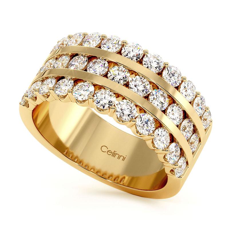Solitaire Diamant MA PRINCESSE Platine 950/1000 1.00 Carat
