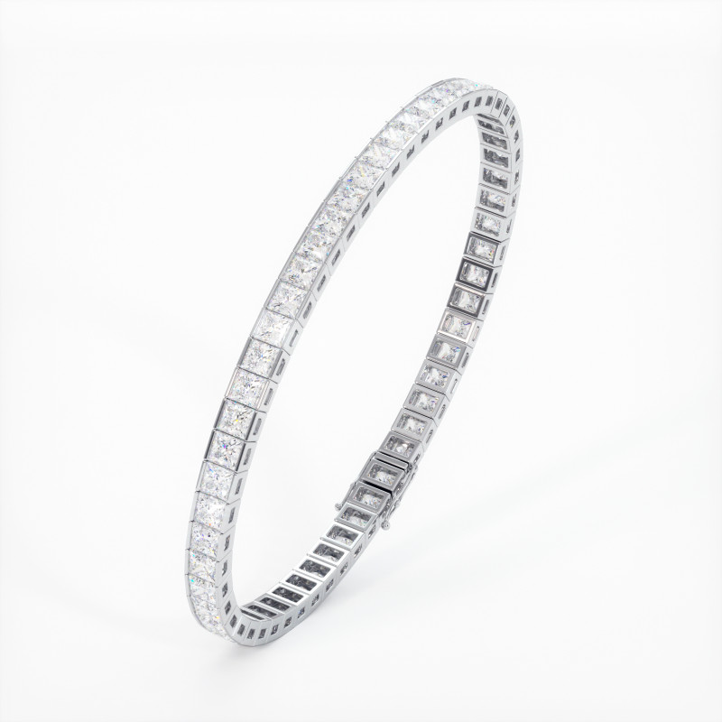 Solitaire Diamant MA TENDRE Platine 950/1000 1.80 Carats