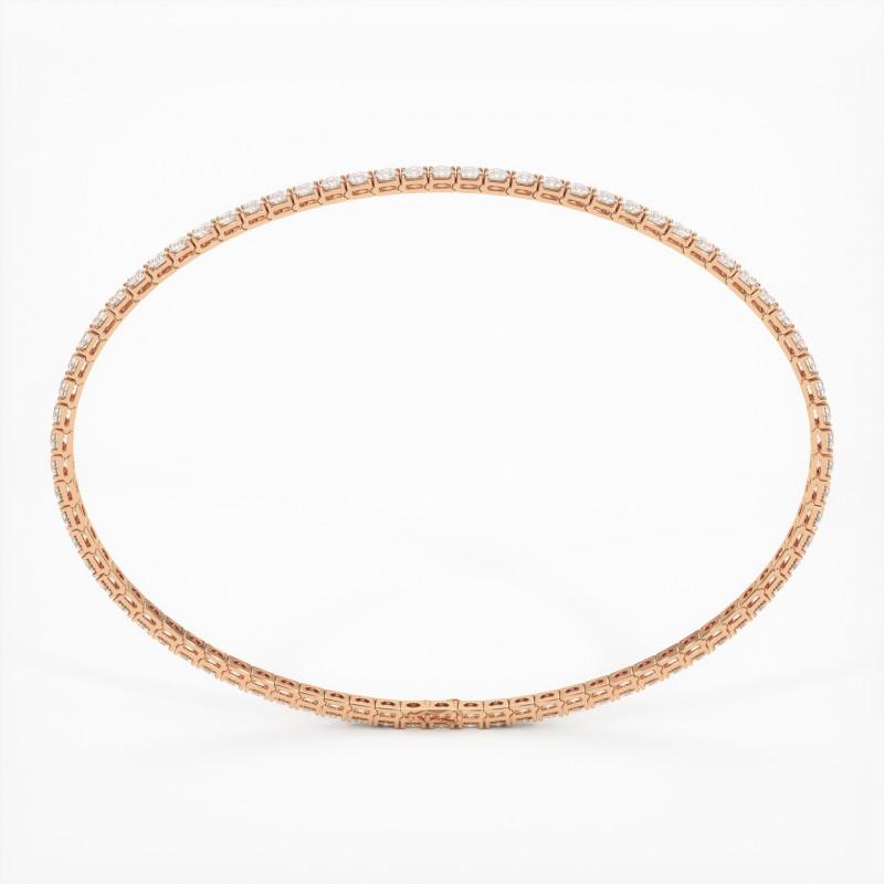 Solitaire Diamant MA TENDRE Platine 950/1000 2.80 Carats