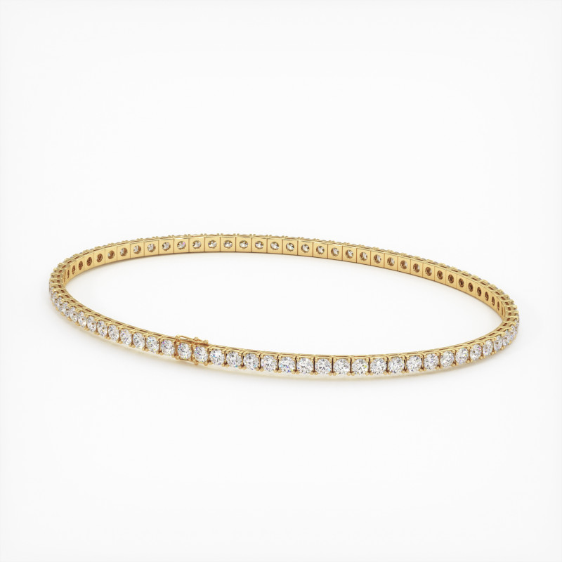 Solitaire Diamant MA TENDRE Or Blanc 800/1000 1.80 Carats