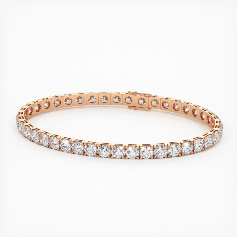Solitaire Diamant MA TENDRE Or Blanc 800/1000 2.30 Carats