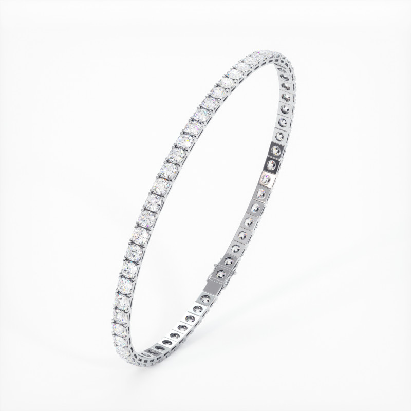 Solitaire Diamant MA TENDRE Or Jaune 750/1000 2.80 Carats