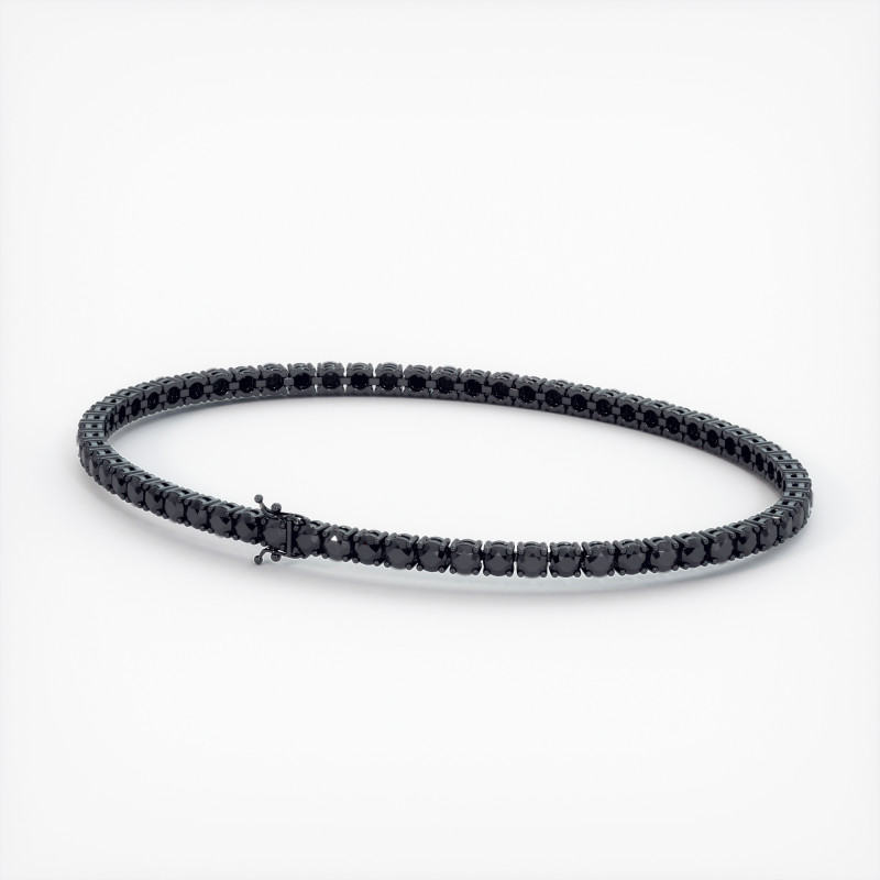 Solitaire Diamant taille Rond MA VIE Or Blanc 800/1000 2.30 Carats