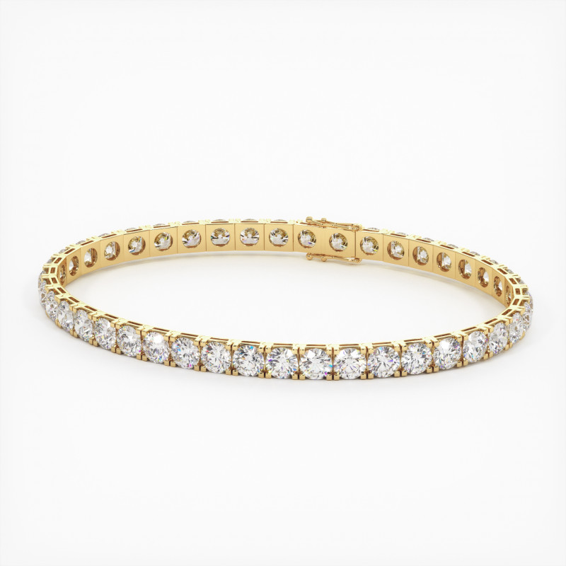 Solitaire Diamant taille Coussin MA VIE Or Blanc 800/1000 2.80 Carats
