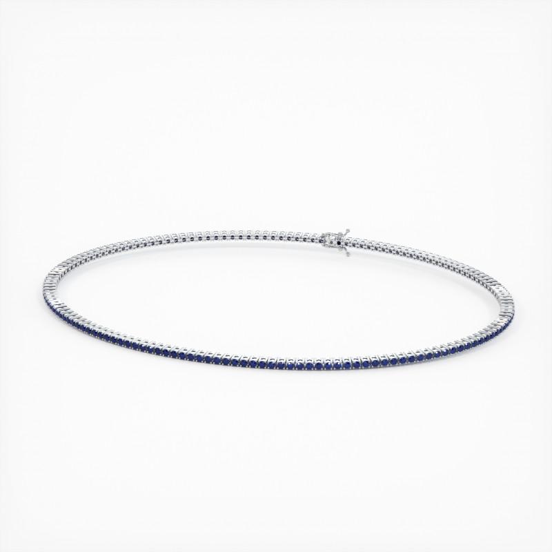 Solitaire Diamant NINA Platine 0.50 Carat
