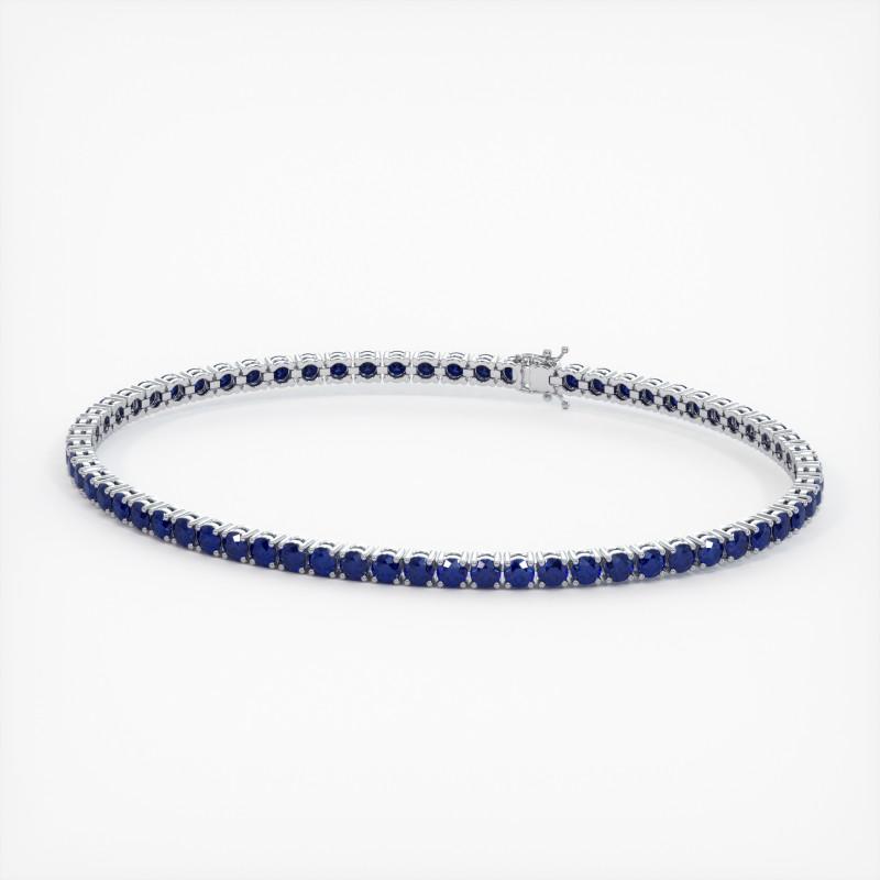 Solitaire Diamant NINA Platine 0.80 Carat
