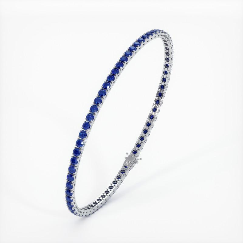Solitaire Diamant NINA Platine 1.10 Carat